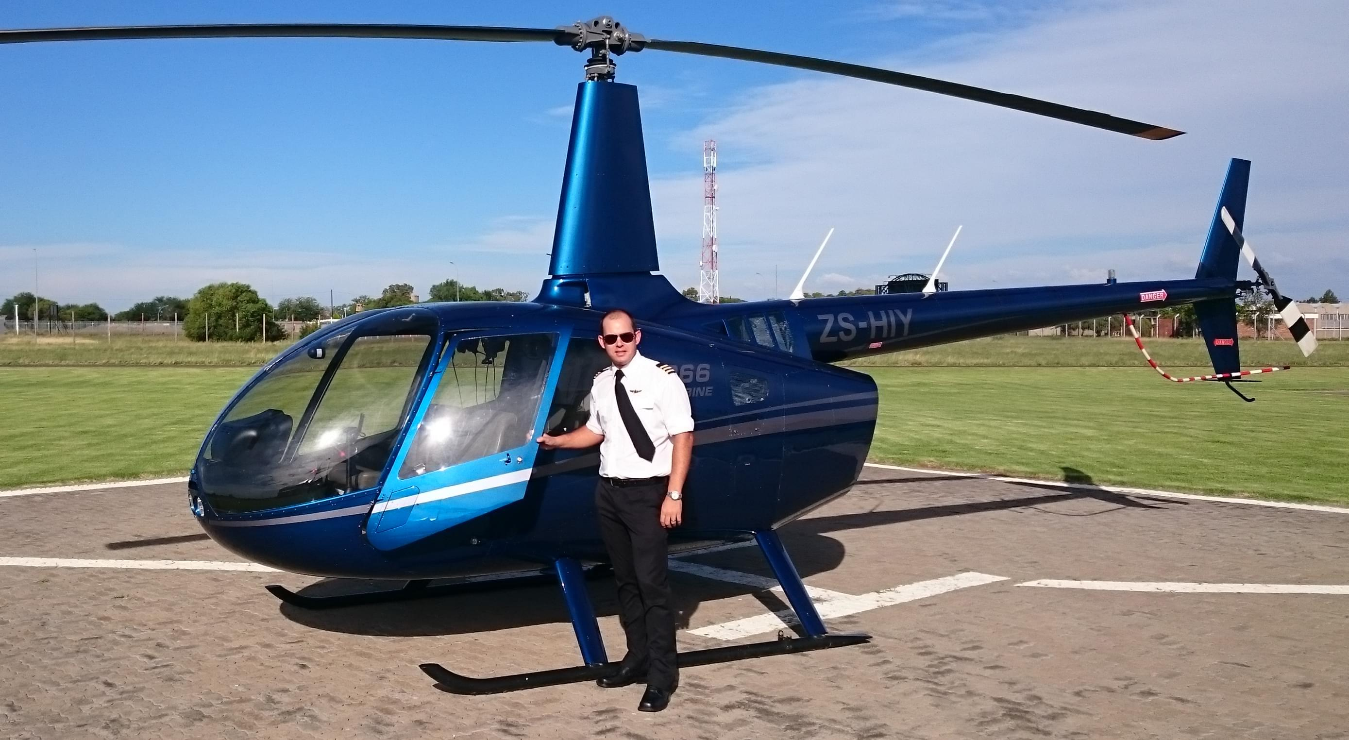 Helicopters Charter South Africa