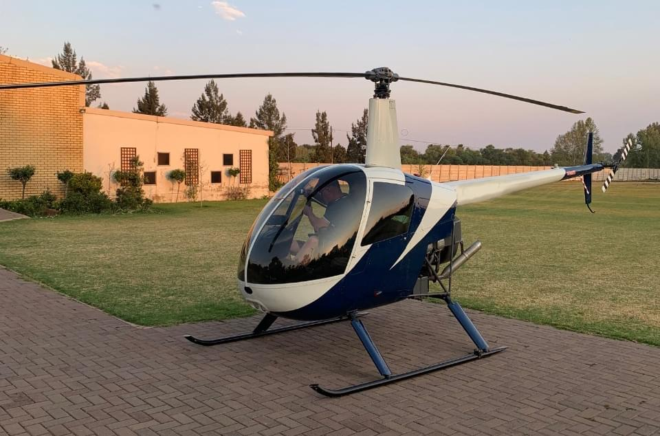 Robinson R22 helicopter for sale