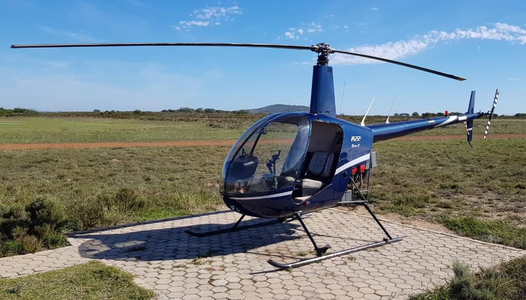 Robinson R22 Beta II helicopter for sale - Kriek Helicopters