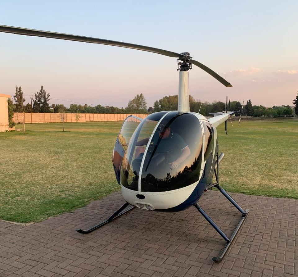 Robinson R22 for sale