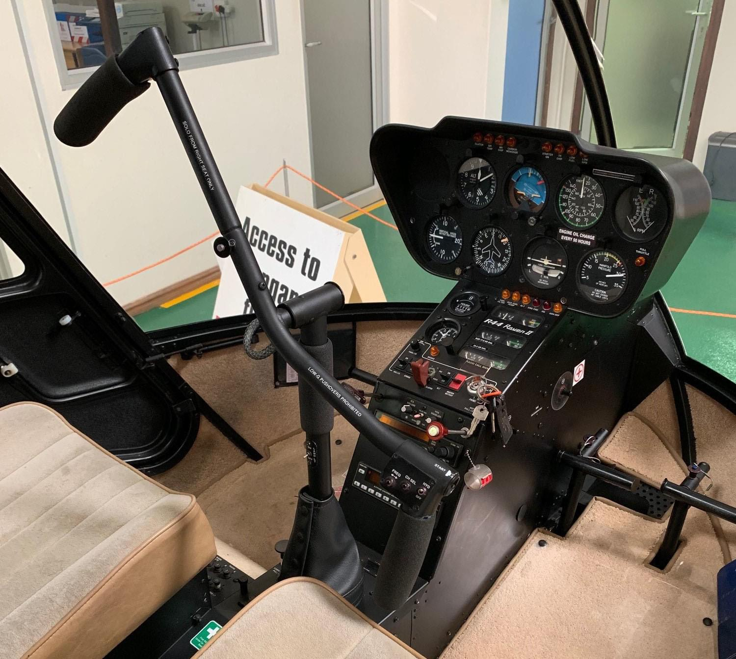 Robinson R44 helicopter for sale - Kriek Helicopters