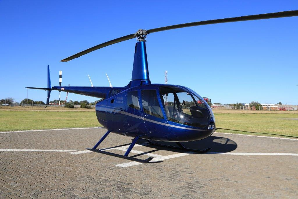 Robinsons R66 for sale Kriek Helicopters