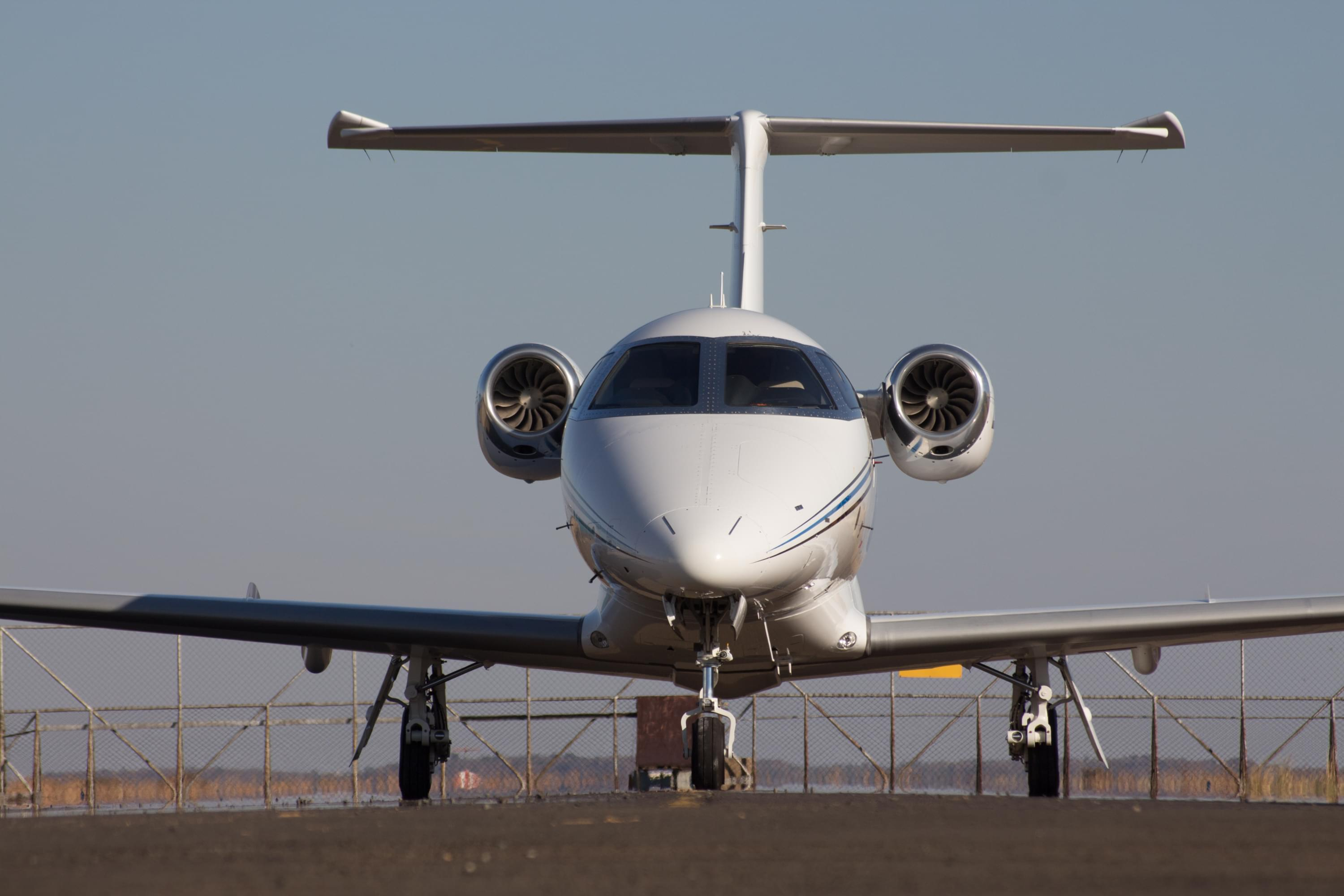 Jet charter South Africa