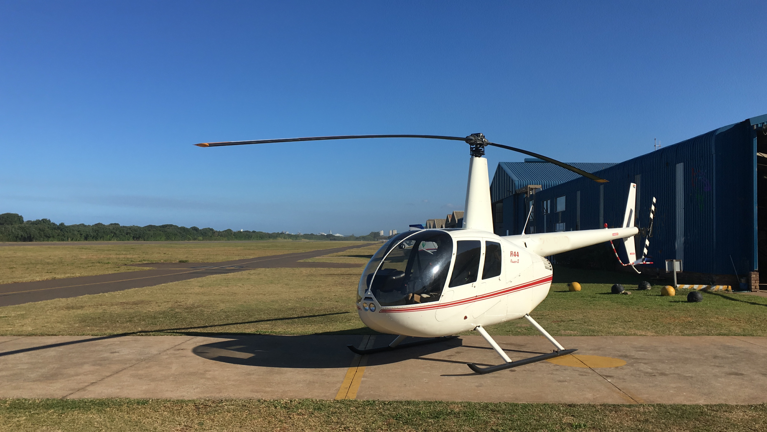 Robinson R44 Raven II for sale South Africa - Kriek Helicopters